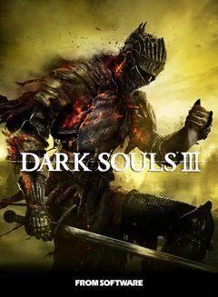 Jaquette Dark Souls III