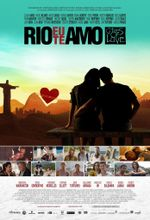 Affiche Rio, I Love You
