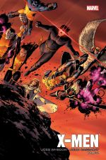 Couverture Astonishing X-Men, tome 2