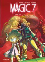 Couverture Contre tous - Magic 7, tome 2