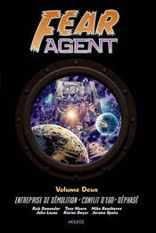 Couverture Fear Agent : Intégrale, tome 2