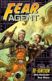 Couverture Fear Agent (2005 - 2011)