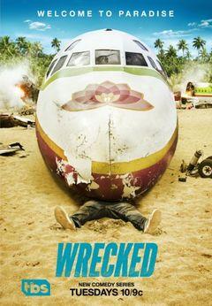 Affiche Wrecked : Les Rescapés