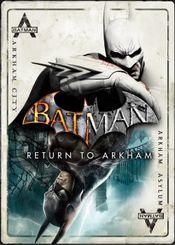 Jaquette Batman: Return to Arkham