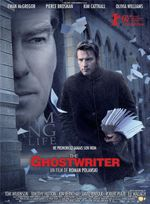 Affiche The Ghost Writer