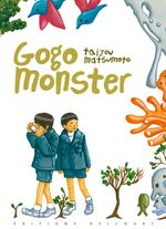 Couverture Gogo Monster