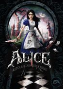 Jaquette Alice : Retour au pays de la folie