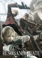 Jaquette Resonance of Fate