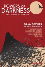 Couverture Powers of Darkness: The Lost Version of Dracula