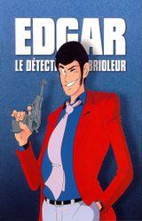 Affiche Edgar, le détective cambrioleur