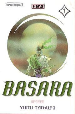 Couverture Basara