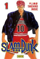 Couverture Slam Dunk