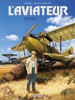 Couverture L'Aviateur - Tome 1 - L'Envol