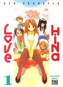 Couverture Love Hina