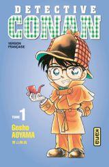 Couverture Détective Conan