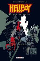 Couverture Au Nom du Diable - Hellboy, tome 2