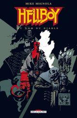 Couverture Au Nom du Diable - Hellboy, tome 2