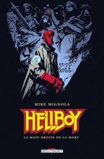 Couverture La Main droite de la Mort - Hellboy, tome 4