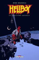 Couverture Le Troisième Souhait - Hellboy, tome 7