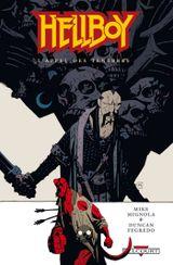 Couverture L'Appel des ténèbres - Hellboy, tome 9