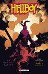 Couverture La Grande Battue - Hellboy, tome 10