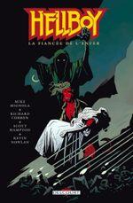 Couverture La Fiancée de l'Enfer - Hellboy, tome 12