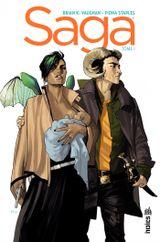 Couverture Saga (2012 - Present)