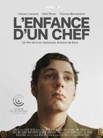 Affiche L'Enfance d'un chef