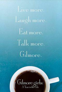 Affiche Gilmore Girls : Une nouvelle année