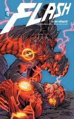 Couverture En Négatif - The Flash, tome 4