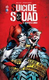 Couverture La Loi de la Jungle - Suicide Squad, tome 2