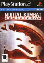 Jaquette Mortal Kombat : Armageddon