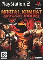 Jaquette Mortal Kombat : Shaolin Monks
