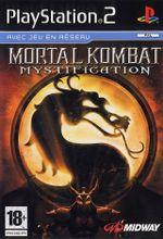 Jaquette Mortal Kombat : Mystification