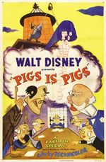 Affiche Pigs is pigs