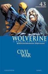 Couverture Wolverine #43: Revenge