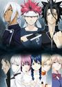 Affiche Food Wars! The Second Plate