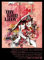Affiche My Fair Lady