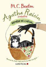 Couverture Agatha Raisin enquête - Remède de cheval