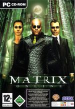 Jaquette The Matrix Online
