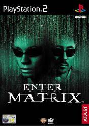 Jaquette Enter the Matrix