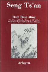 Couverture Hsin Hsin Ming