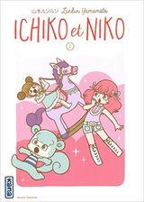 Couverture Ichiko et Niko