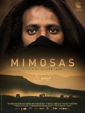 Affiche Mimosas, la voie de l'Atlas