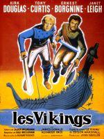 Affiche Les Vikings