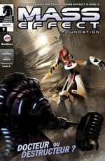Couverture Mass Effect : Foundation, tome 9