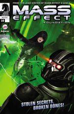 Couverture Mass Effect : Foundation, tome 10