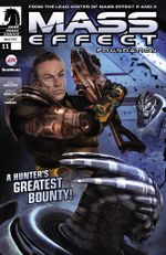 Couverture Mass Effect : Foundation, tome 11