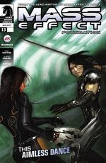 Couverture Mass Effect : Foundation, tome 13