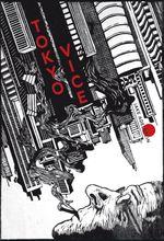 Couverture Tokyo Vice